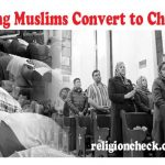 Muslims convert to Christianity