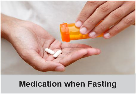 Can You Take Medication While Fasting?