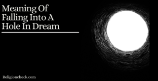 Meaning Of Falling Into A Hole In Dream